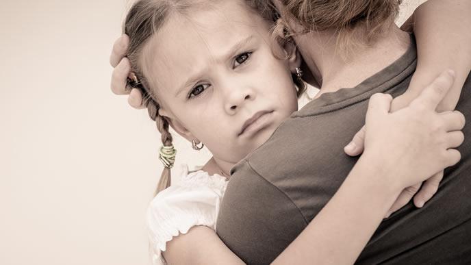 子供を比べてしまい反省するママ