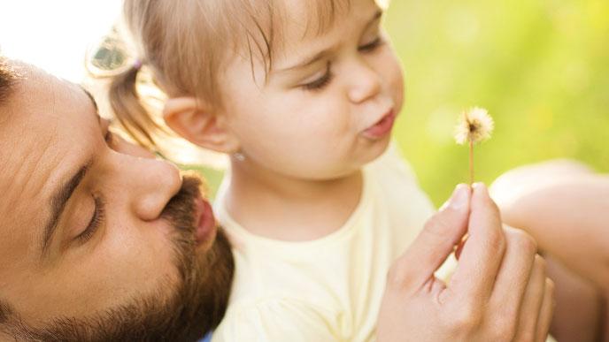 パパが女の子に与える影響