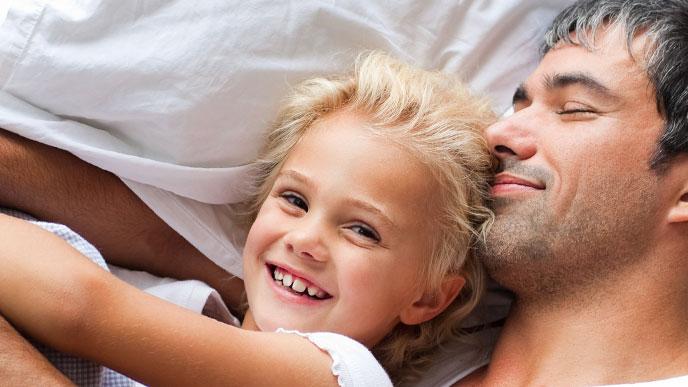 子供の性格はパパで決まる