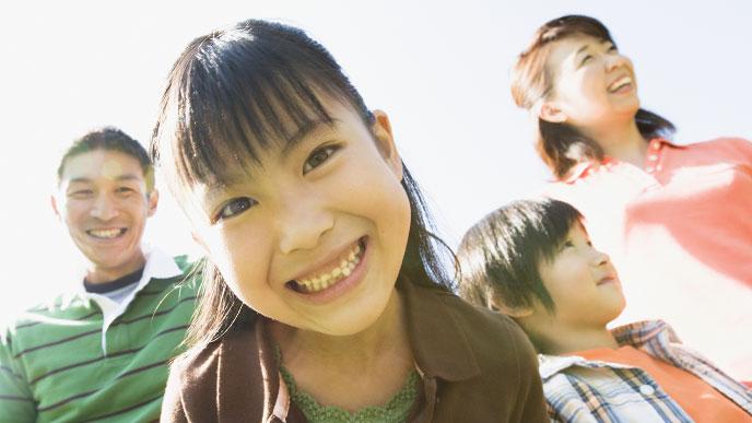 元気な子供に育てるためにはママパパや周囲の適切な対応が不可欠