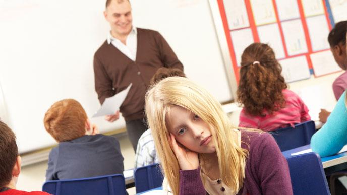 先生と問題がある場合部活動は休ませましょう