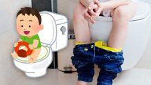 トイレトレーニングはいつから?トイトレ開始の目安と平均
