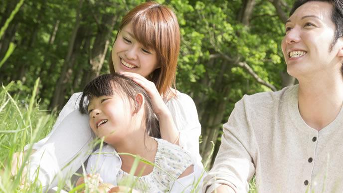 ママ友よりも家族を大切にする女性