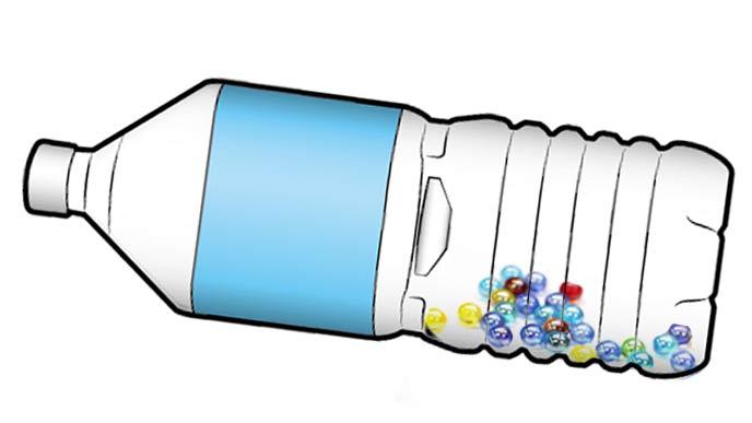 ペットボトル楽器