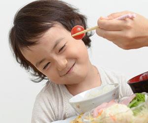 ミニトマトが嫌いな子供