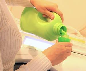 部屋干し用の洗剤