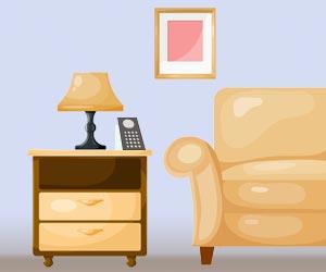 ソファの横にサイドテーブル