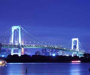 東京都レインボーブリッジ
