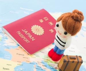 子供のパスポート