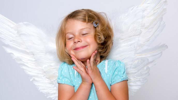 天使な女の子