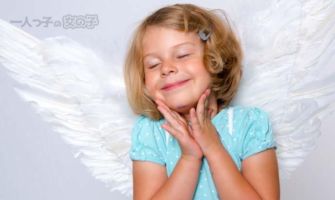 天使な少女