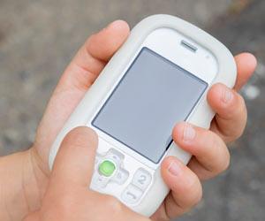 キッズ携帯